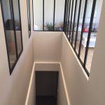 Maison avant rénovation escaliers par Kréatitud Déco-design Dijon