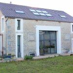 Grange après rénovation par Kréatitud Déco-design Dijon
