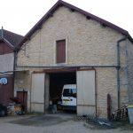 Grange avant rénovation par Kréatitud Déco-design Dijon