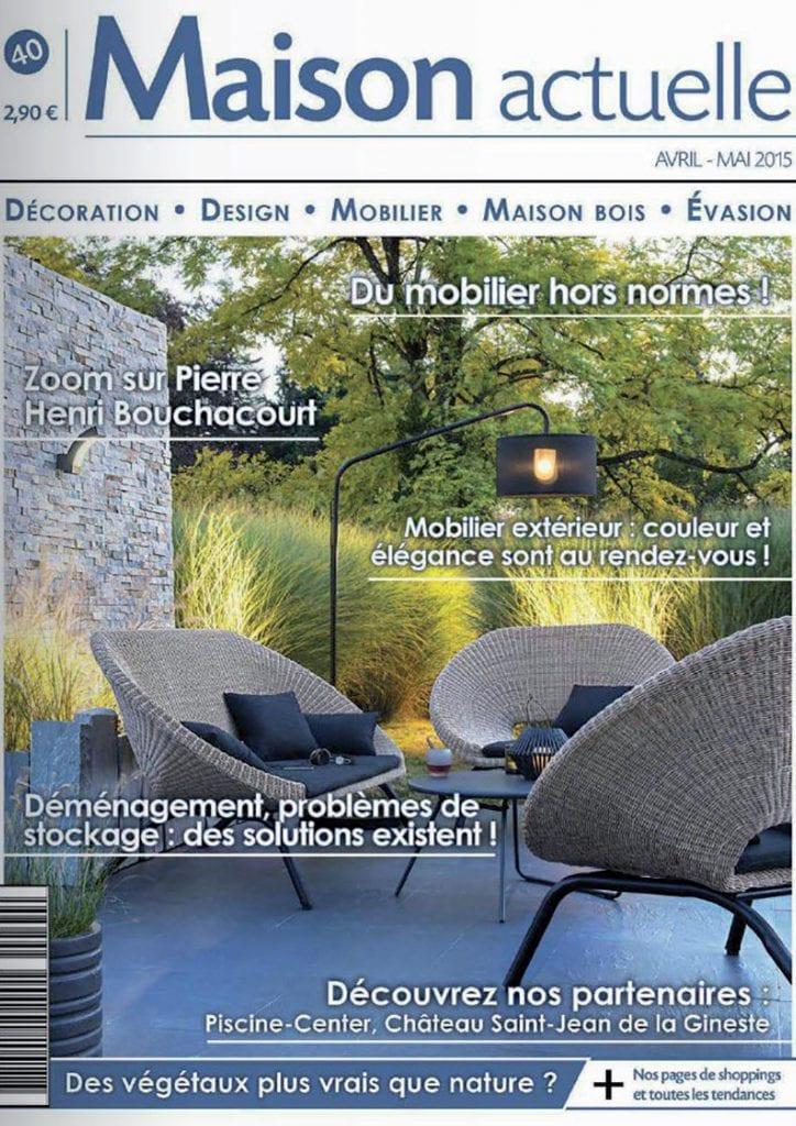 maison actuelle magazine kréatitud Dijon